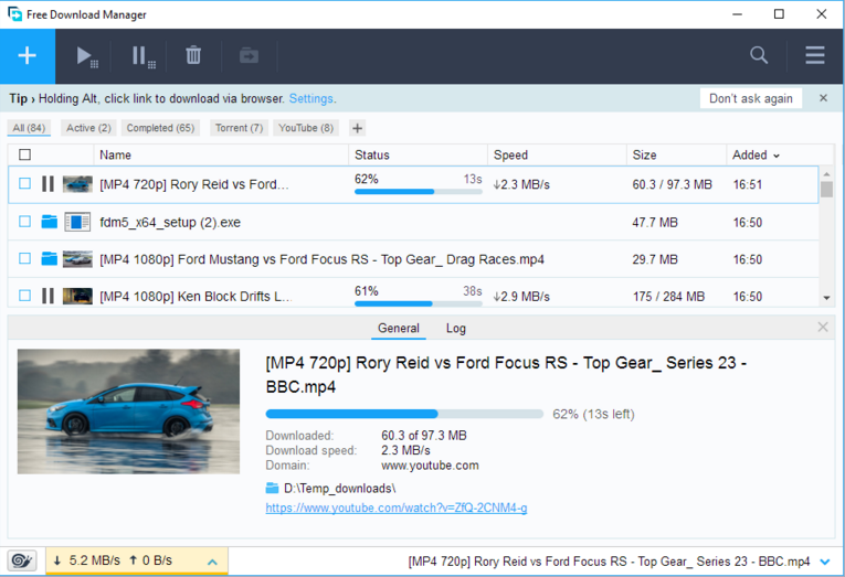 Free Download Manager 2018 Latest Version
