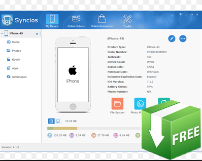 Download Syncios Latest Version