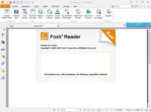 Download Foxit Reader Latest Version