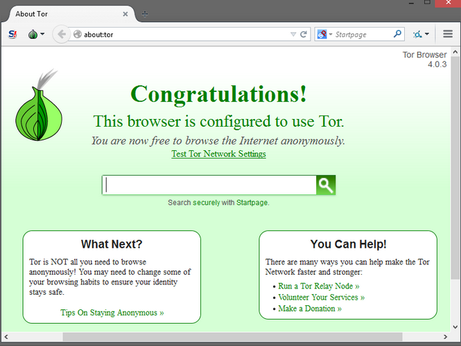 Download Tor Browser Latest Version